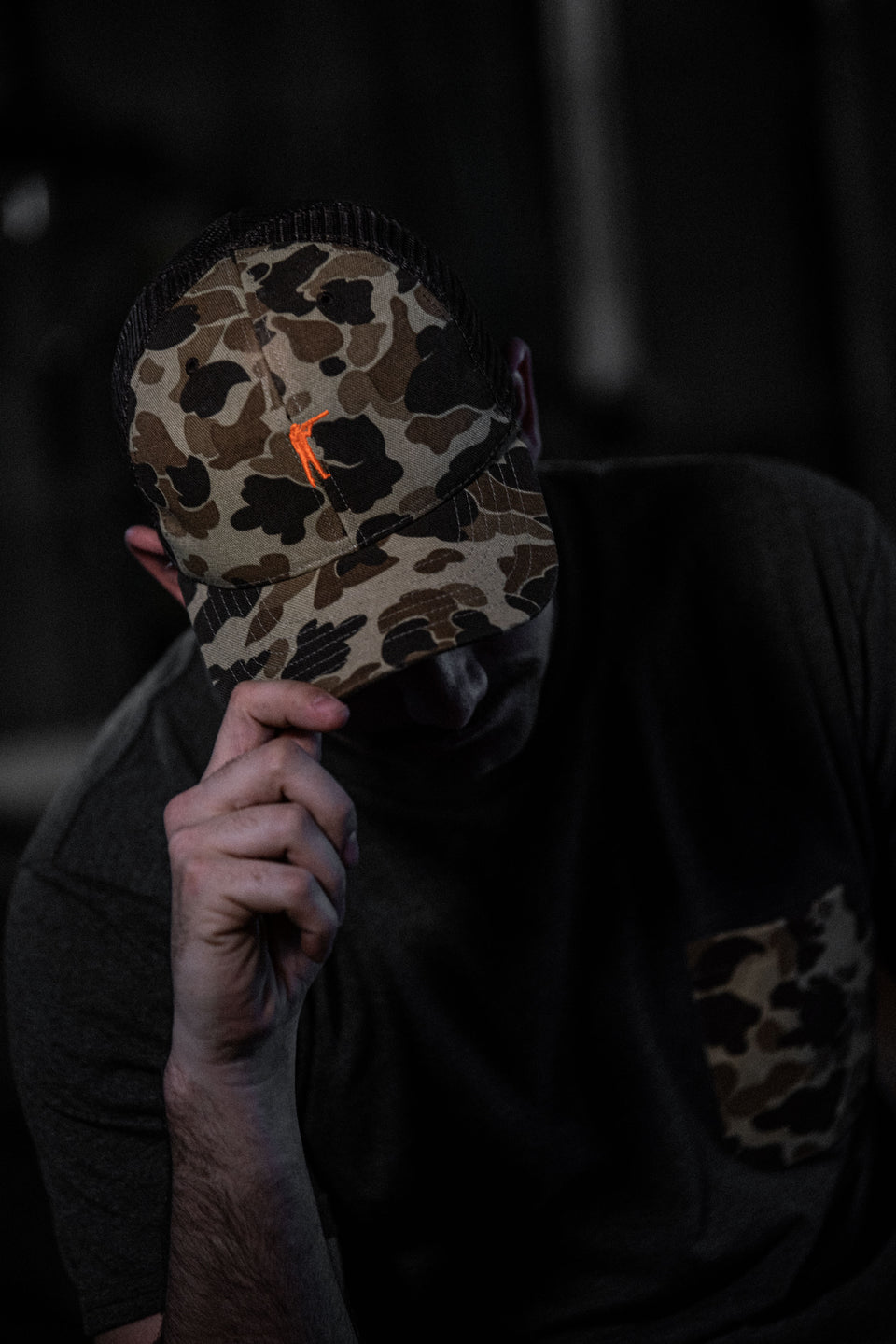 Spring Camo Bundle - 20% Off Shirt + Hat