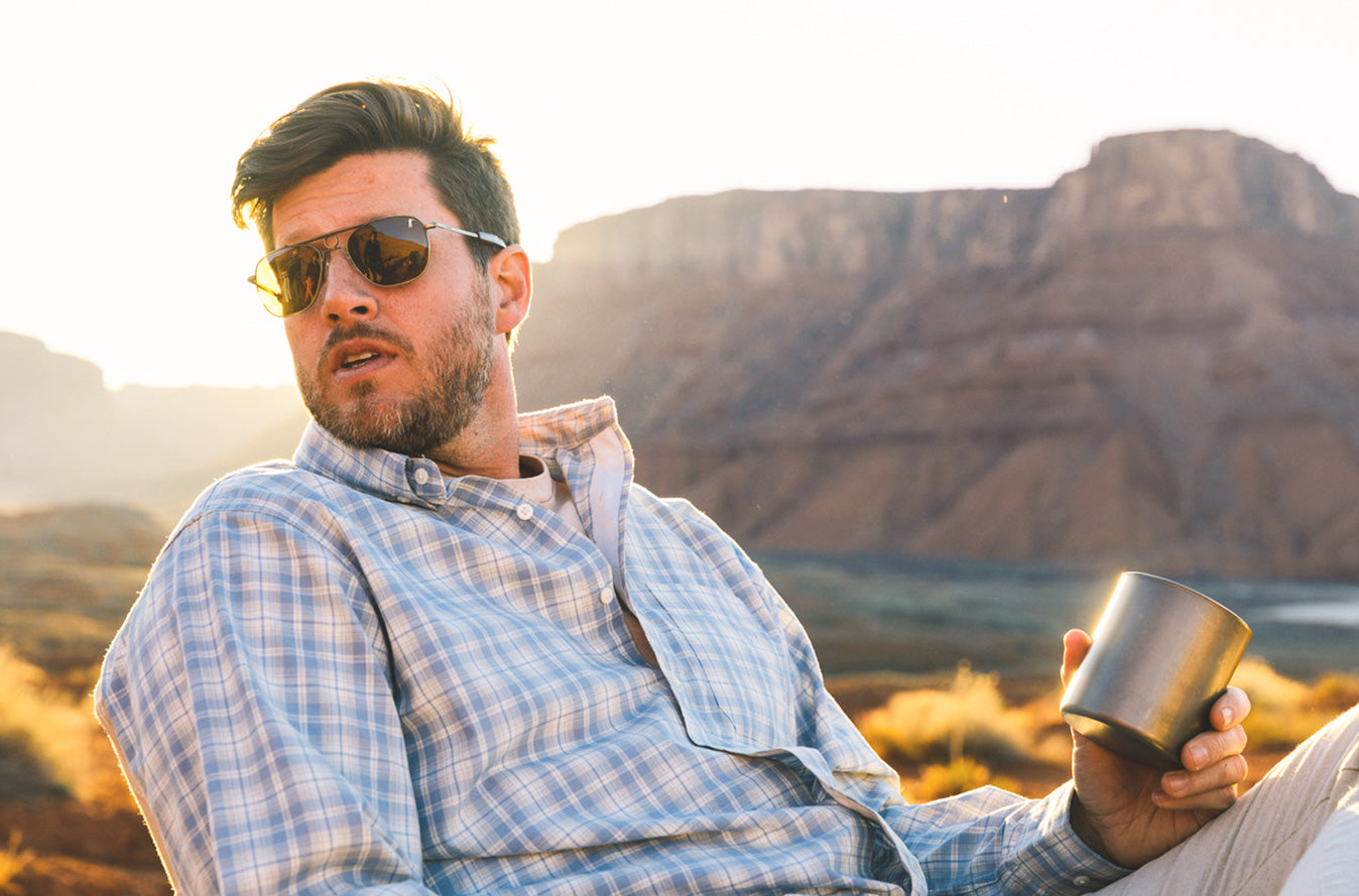 Scout Shirt - Arches | Anglers Sunglasses