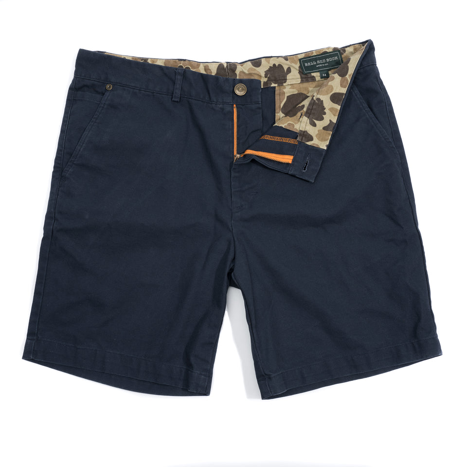 6 Point Duck Cotton Shorts