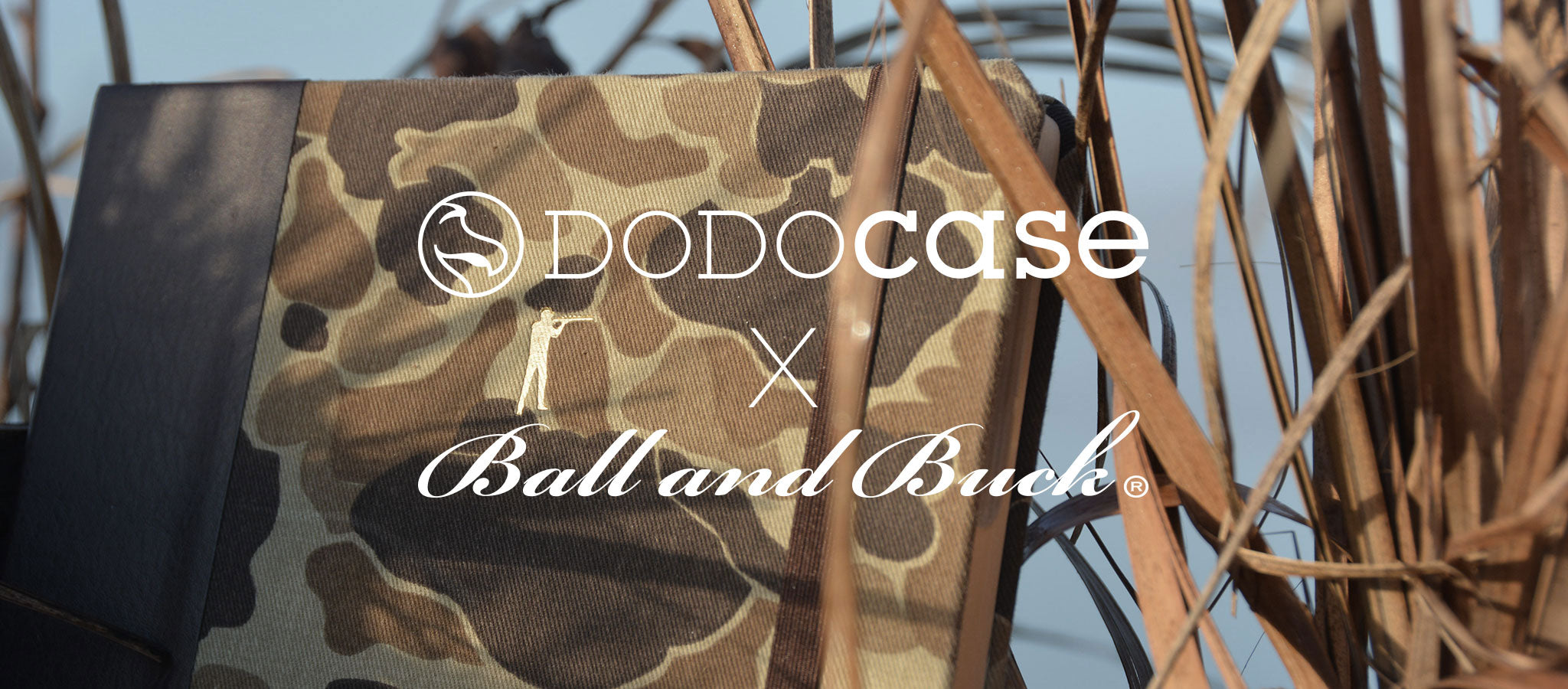 DODOcase x Ball and Buck iPad Case | Duck Hunting Lifestyle 01