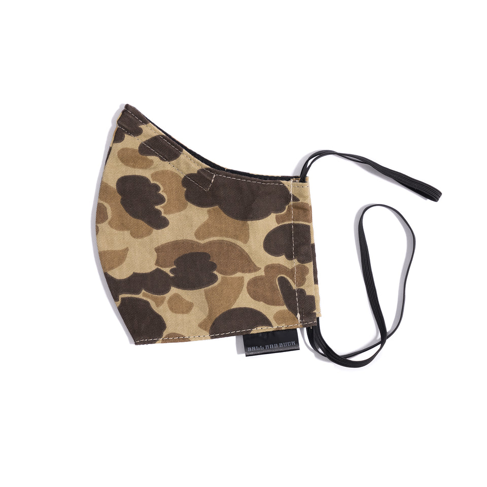 Original Camo Face Mask V2