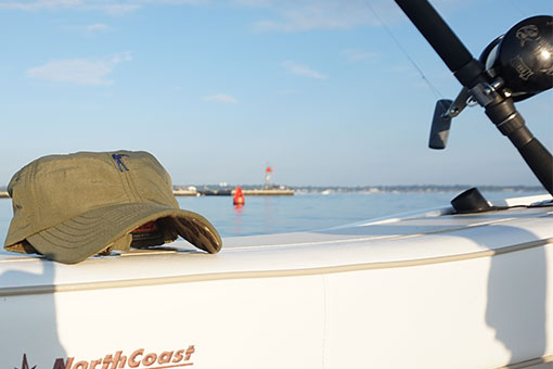 On the Water with 2015 Fishing Trip Winner Jason C.