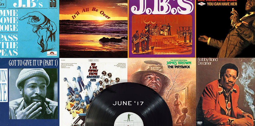 What We're Listening To | Playlist for June 2017
