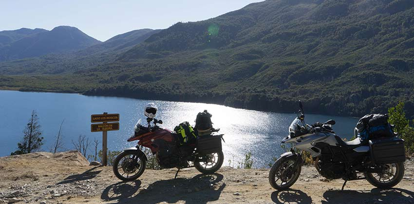 Off Road Adventure in South America