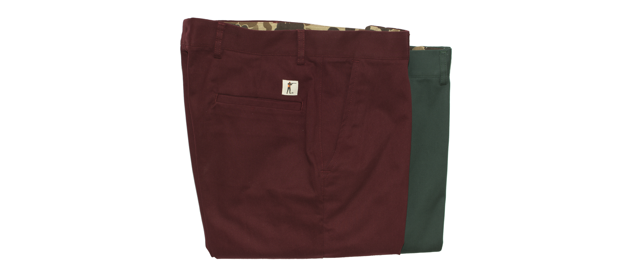 The 6 Point Pant | Holiday 2013