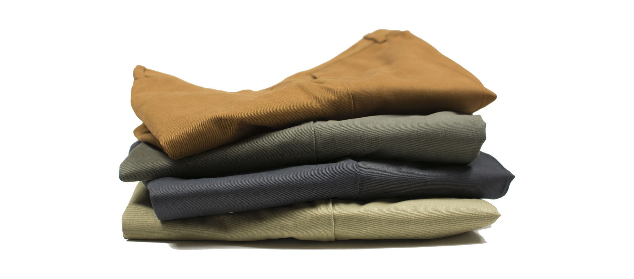 The 6 Point Pant | Stacked