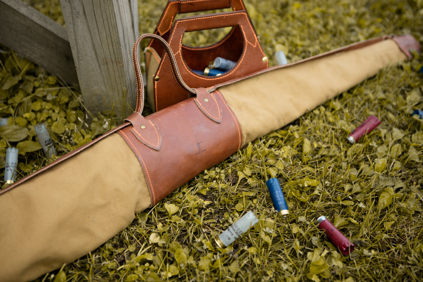 The Signature Canvas Gun Case