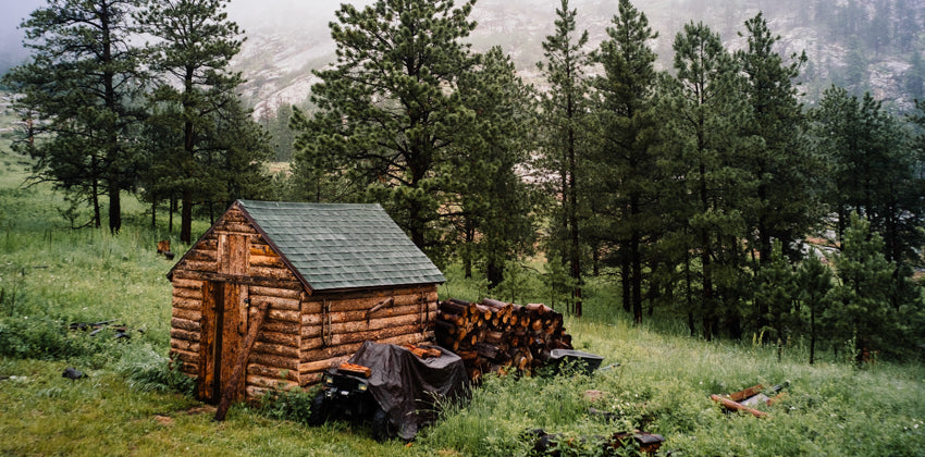 Dispatch from a Colorado Cabin