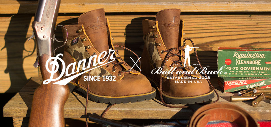 Danner x Ball and Buck Lifestyle 01
