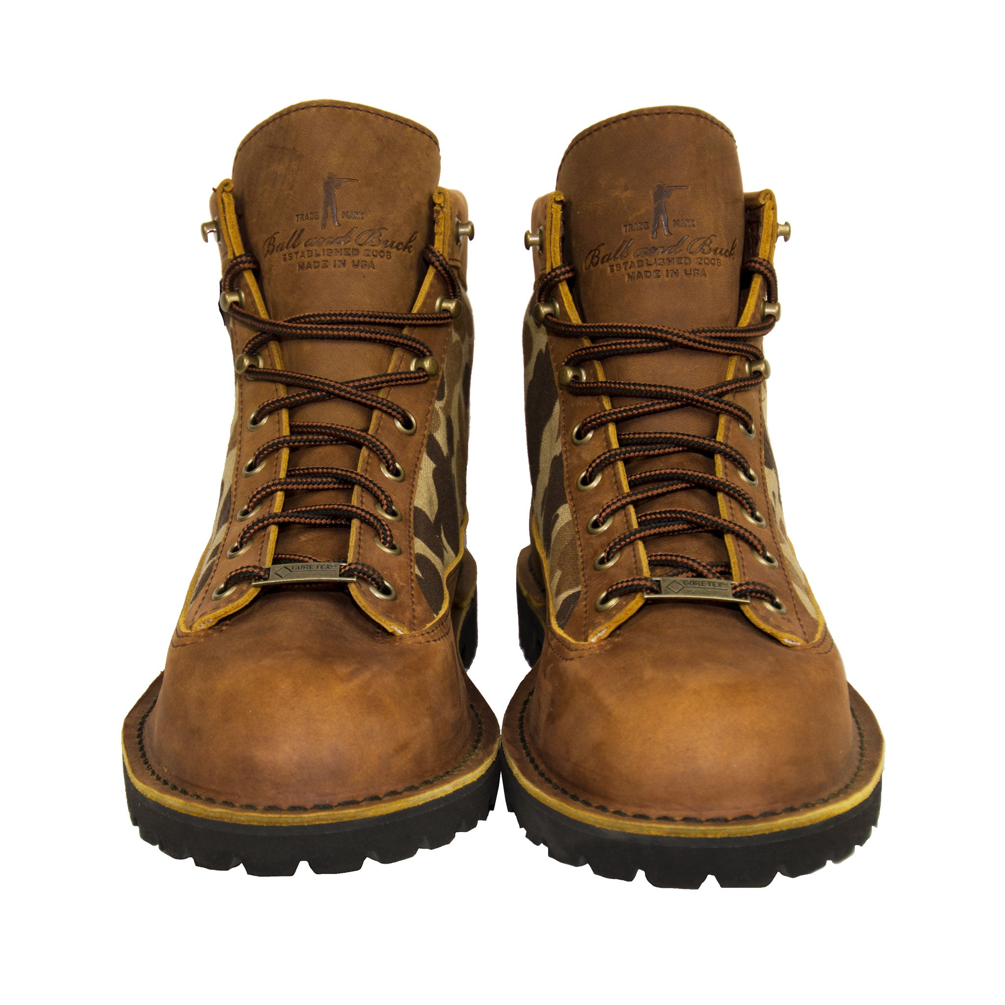 Danner x Ball and Buck Front