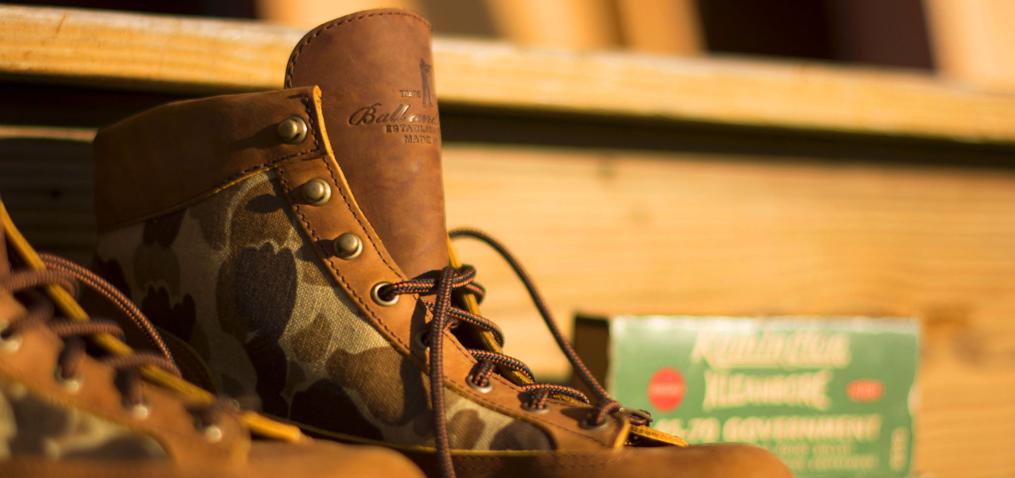 Danner x Ball and Buck Lifestyle 02