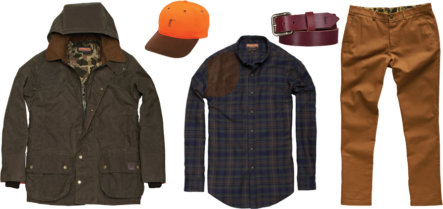 Runner Up Prize | The Upland Jacket, The Upland Hat, The Hunter's Shirt, The Last Belt You'll Ever Buy, The 6 Point Duck Cotton Pant