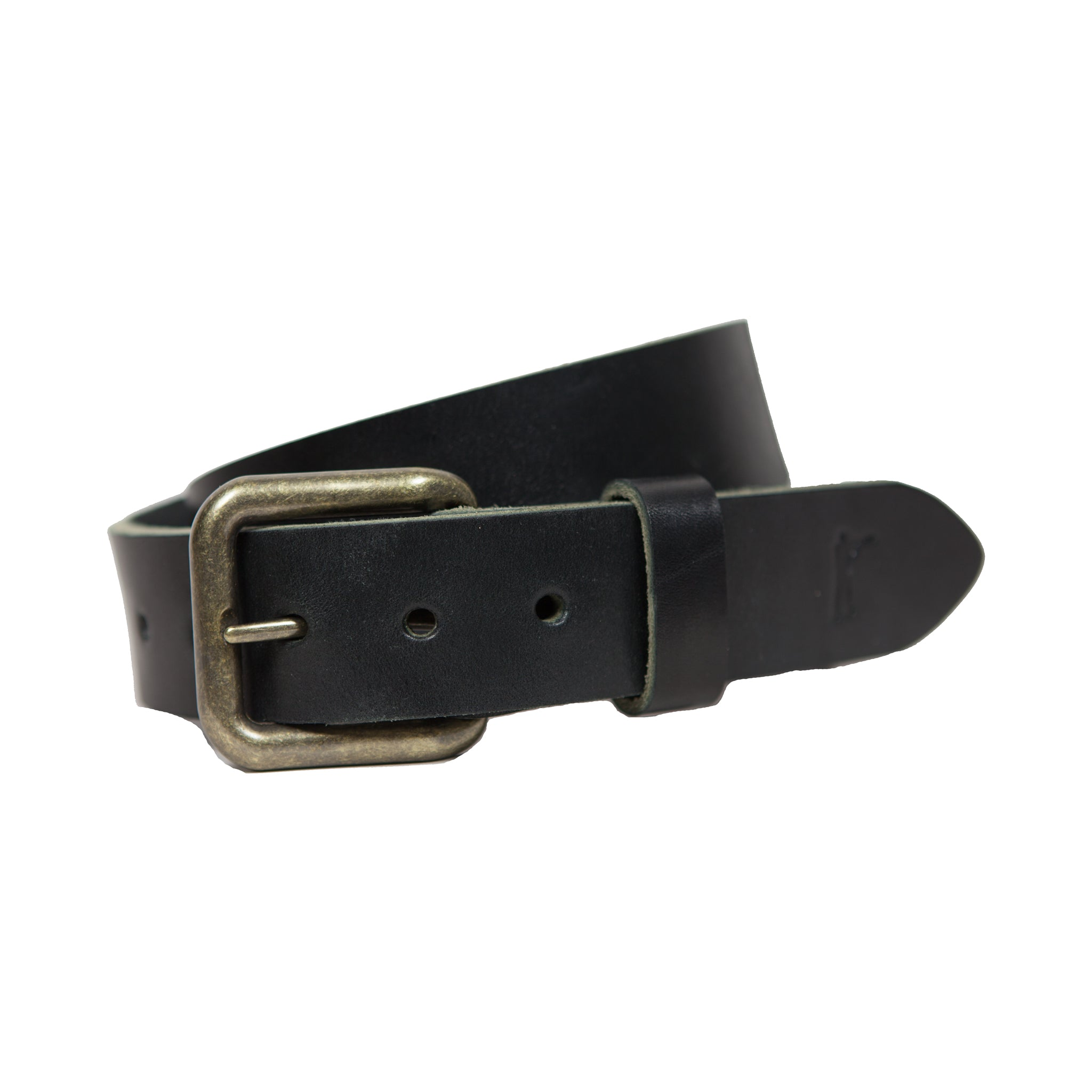 The Last Belt You'll Ever Buy by Ball and Buck | Black