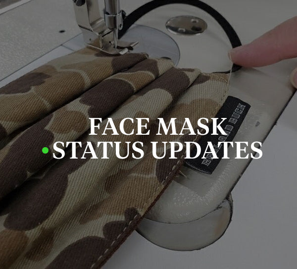 Face Mask Status Updates