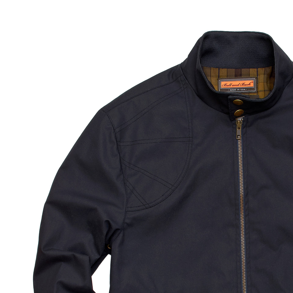 Harrington Jacket - Navy