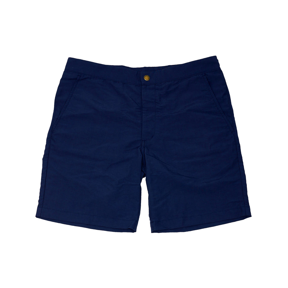6 Point Active Short + Navy - Ball and Buck