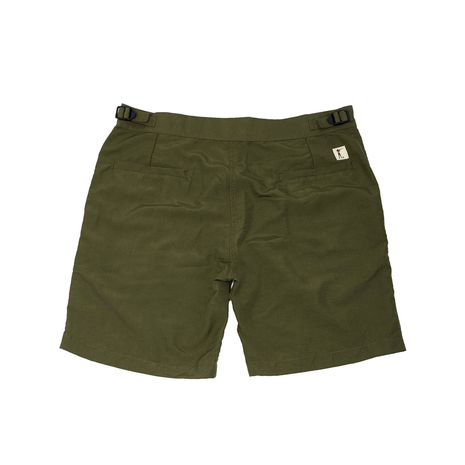6 Point Active Short + Olive