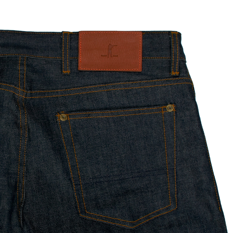 6 Point Denim - Selvage - Ball and Buck