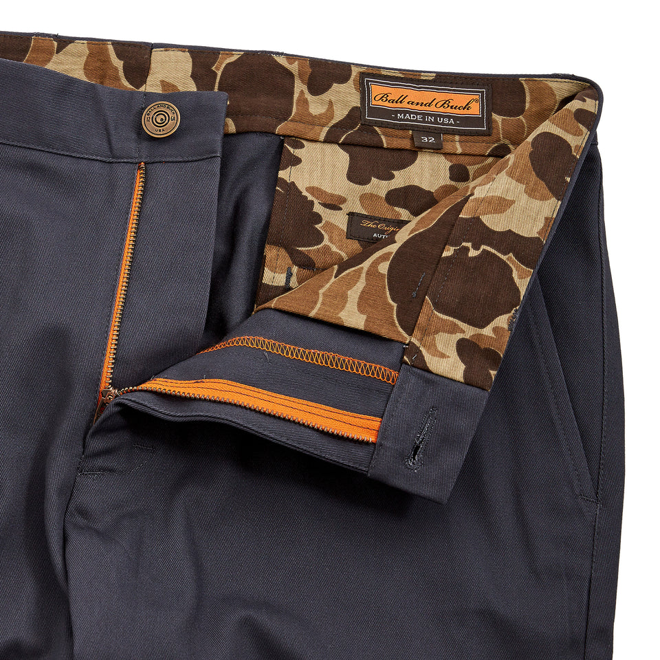 6 Point Pant - Graphite 1.0 - Ball and Buck