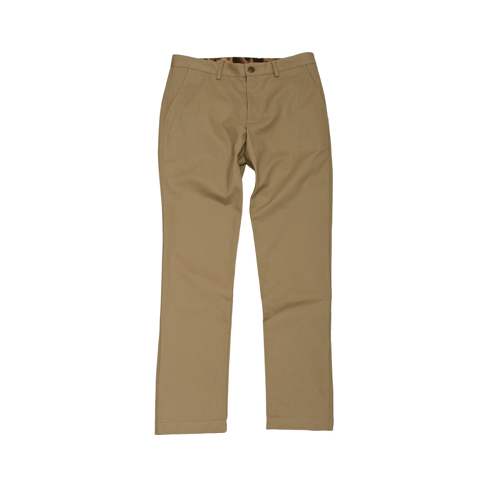 6 Point Pant - Khaki - Ball and Buck