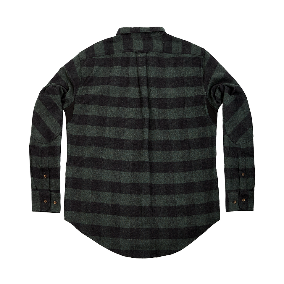 Hunters Shirt - Pine - Ball and Buck