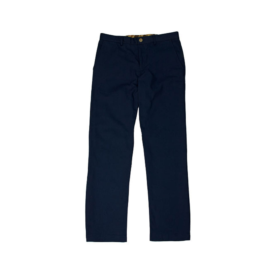 8 Point Pant - Navy - Ball and Buck