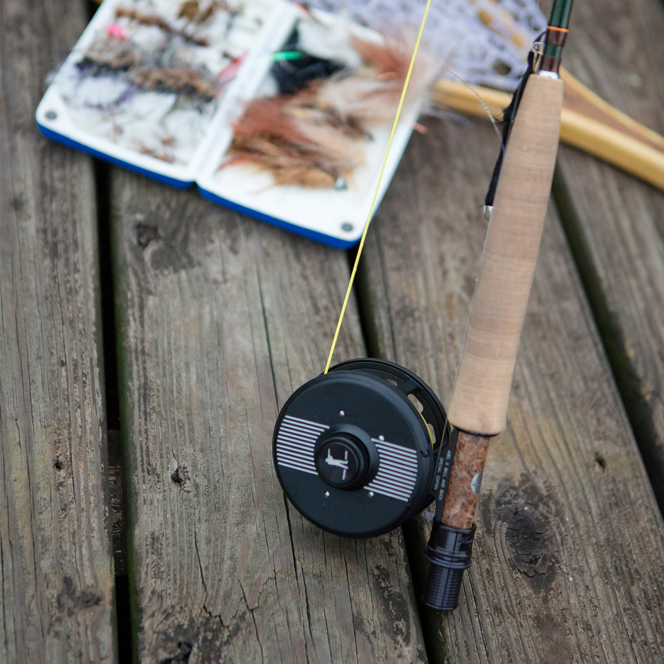 Abel x Ball and Buck Fly Fishing Reel - Ball and Buck