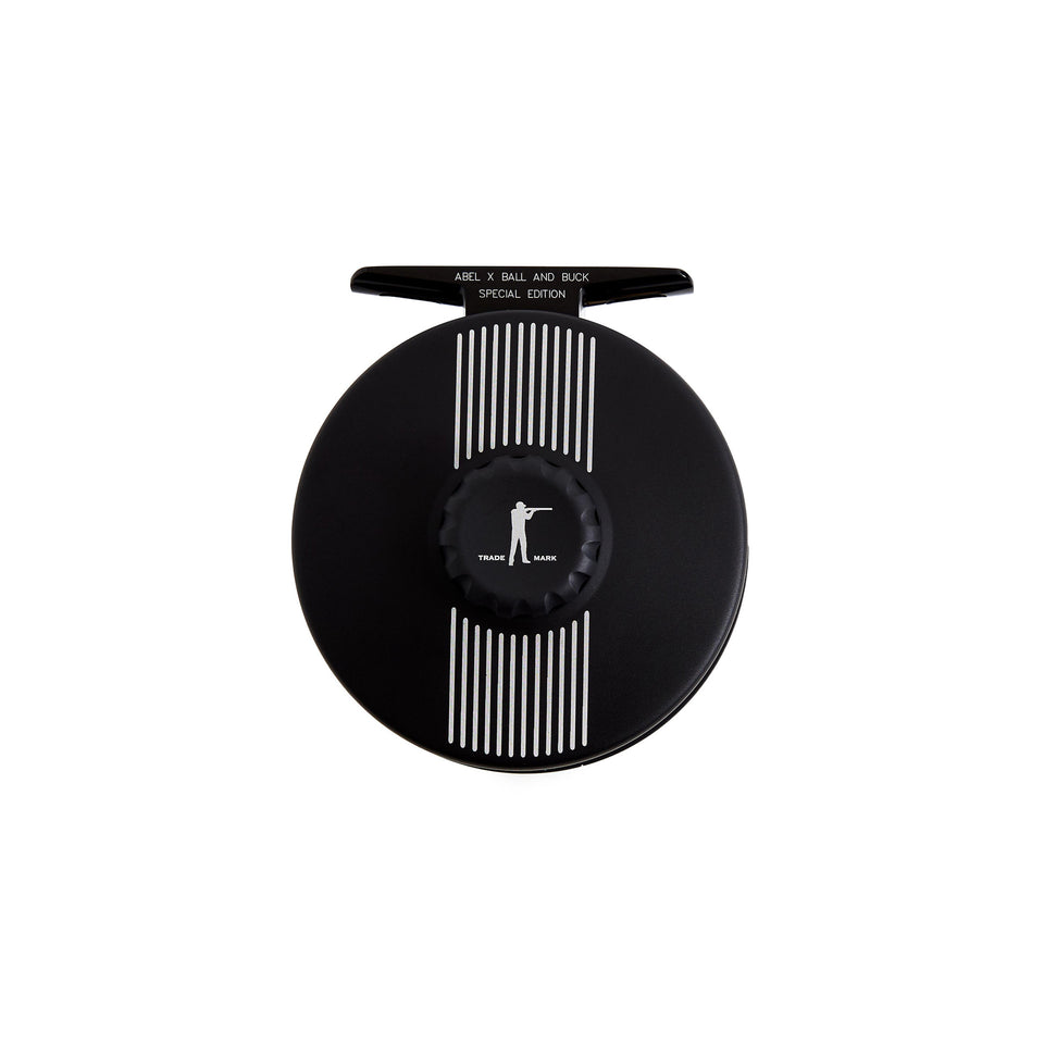 Abel x Ball and Buck Super Series 4/5 Reel