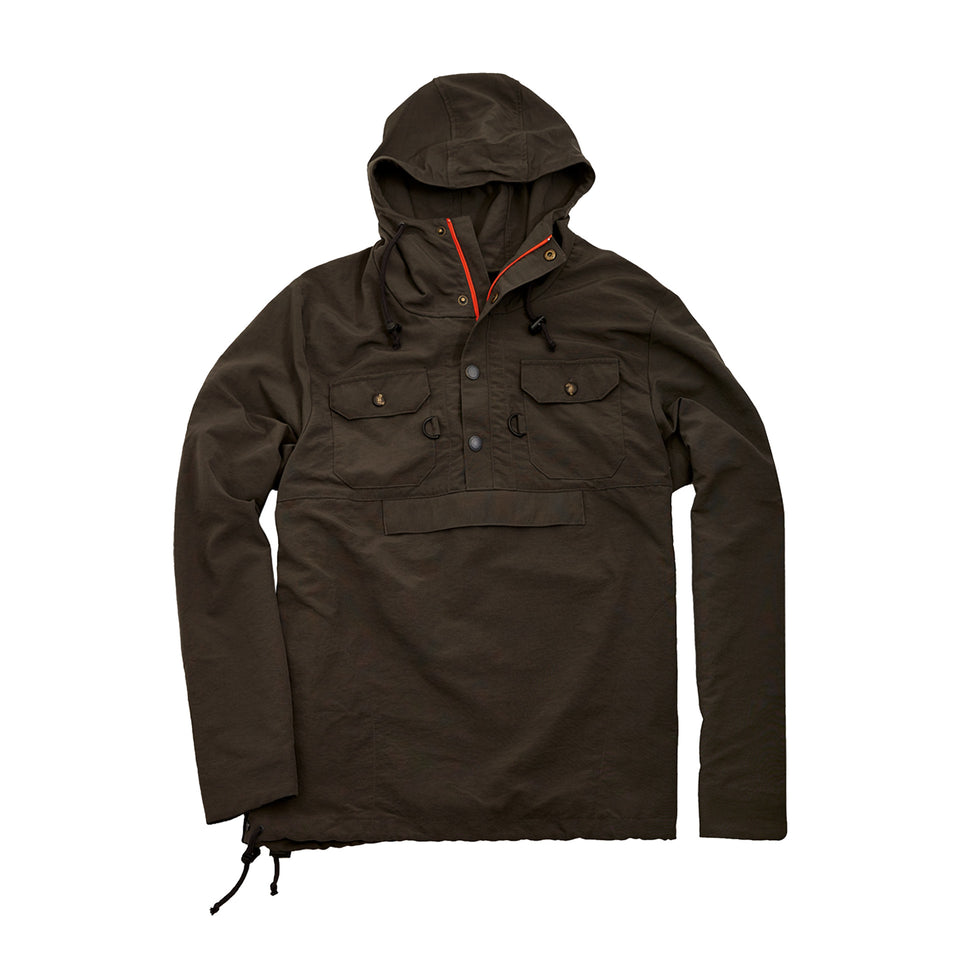 Active Anorak + Charcoal - Ball and Buck