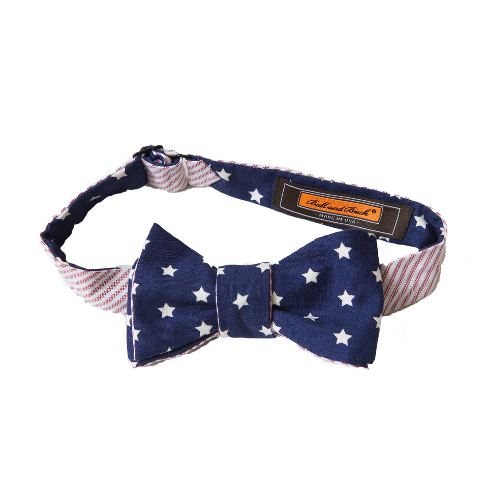 Bow Tie - America - Ball and Buck