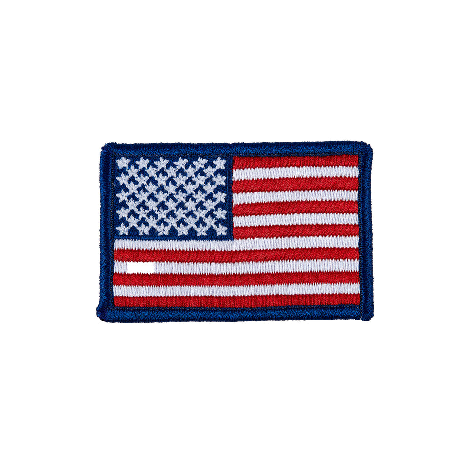American Flag Patch - Ball and Buck