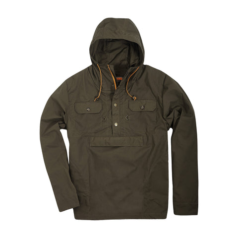 Anorak 2.0 - Dark Olive - featured image