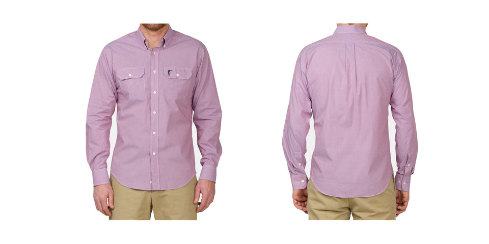 Anglers Shirt - Missoula Check