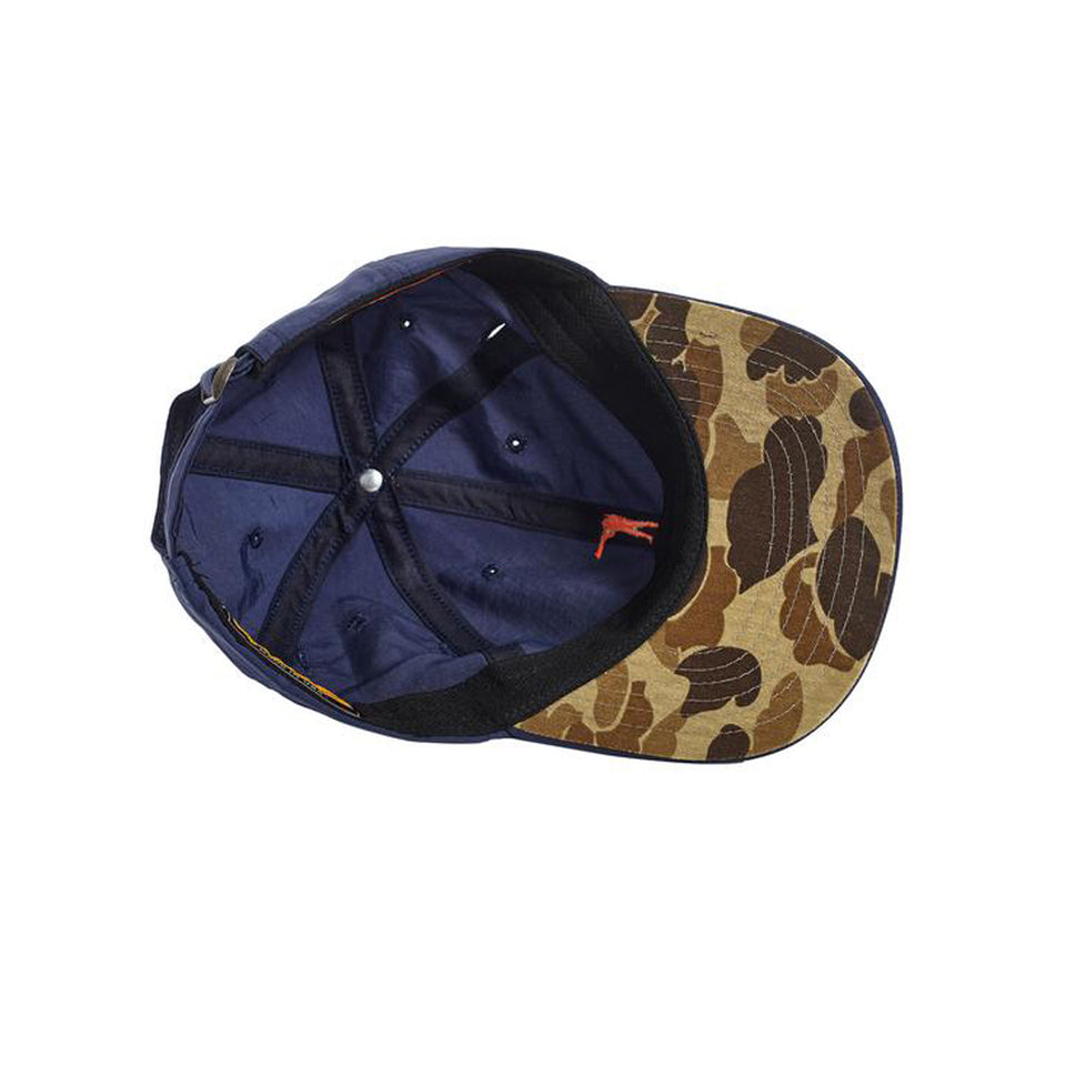 Anglers Hat + Navy - Ball and Buck