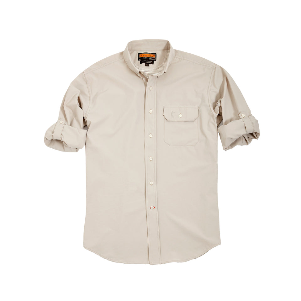 Anglers Shirt 2.0 + Stone - Ball and Buck