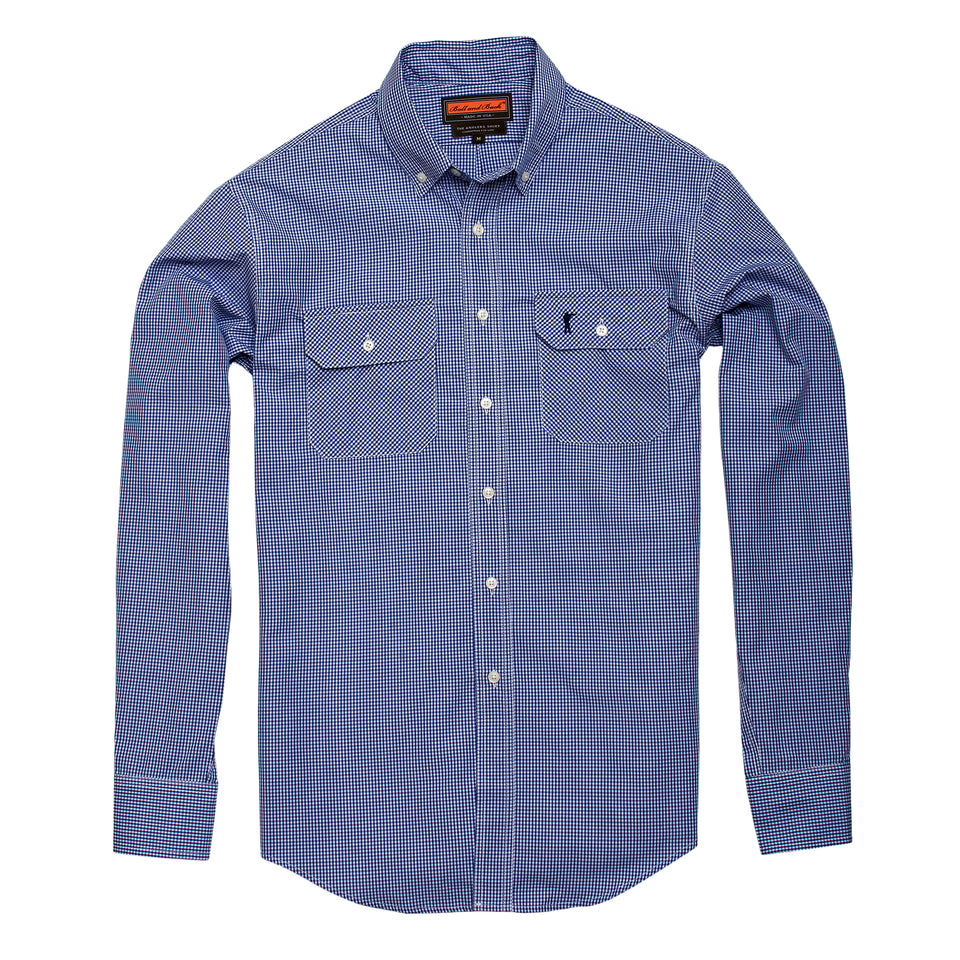 Anglers Shirt - Bluefin - Ball and Buck