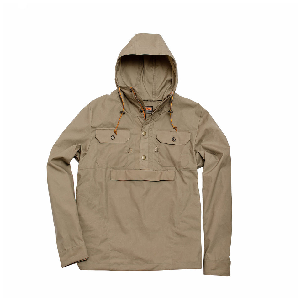 Anorak 2.0 - Khaki - Ball and Buck