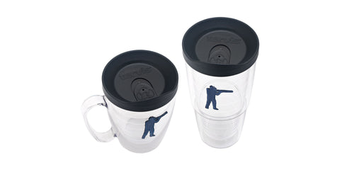 Ball and Buck Tervis Tumbler - Navy - alternate image