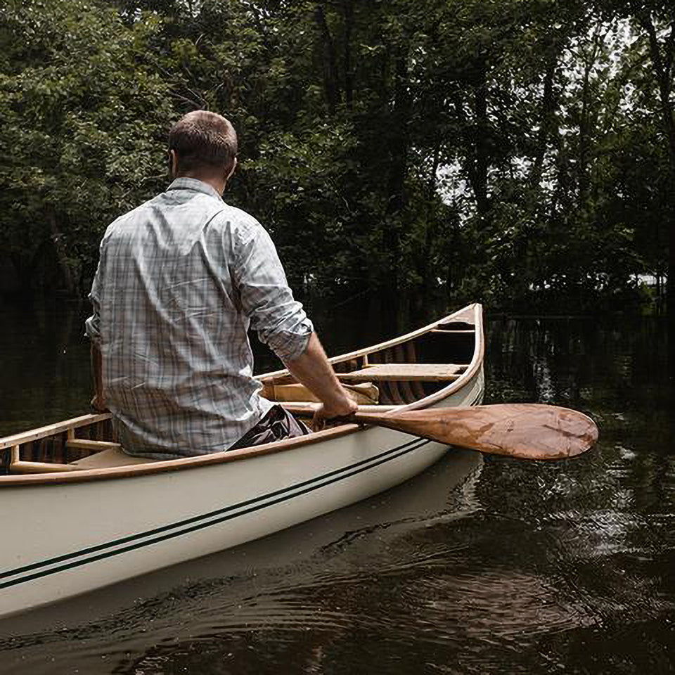 The Ball and Buck Canoe (Deposit Only)