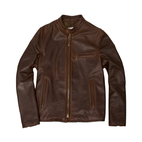 Ball and Buck Perfecto Leather Jacket