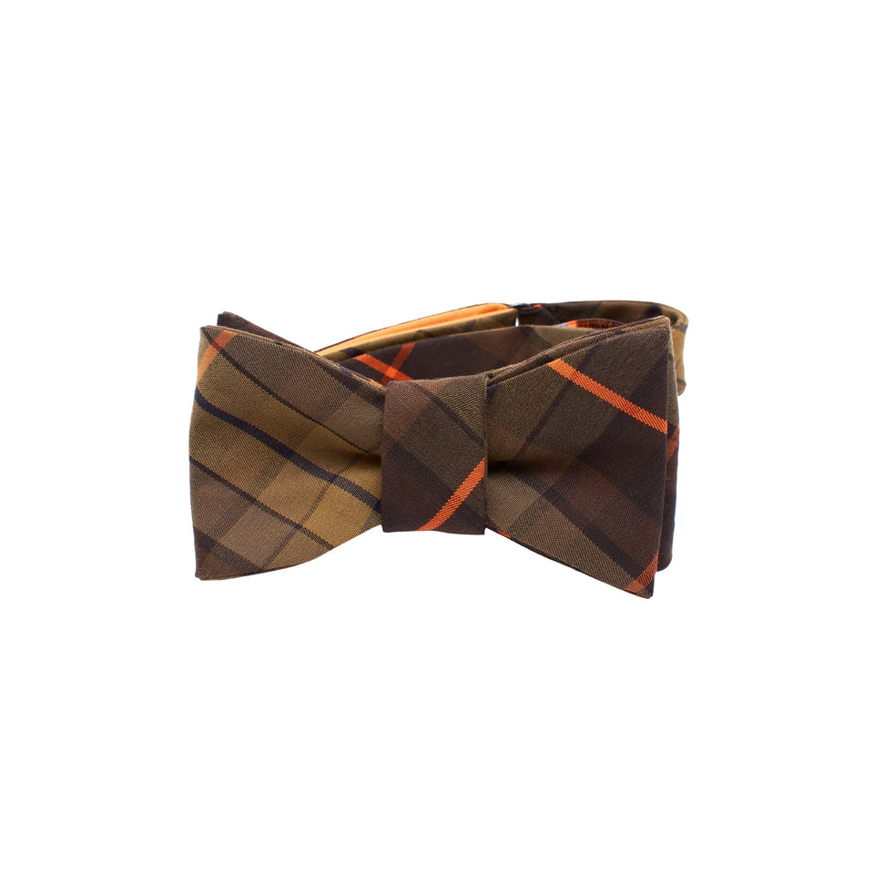 Bow Tie - Signature Plaid - Ball and Buck