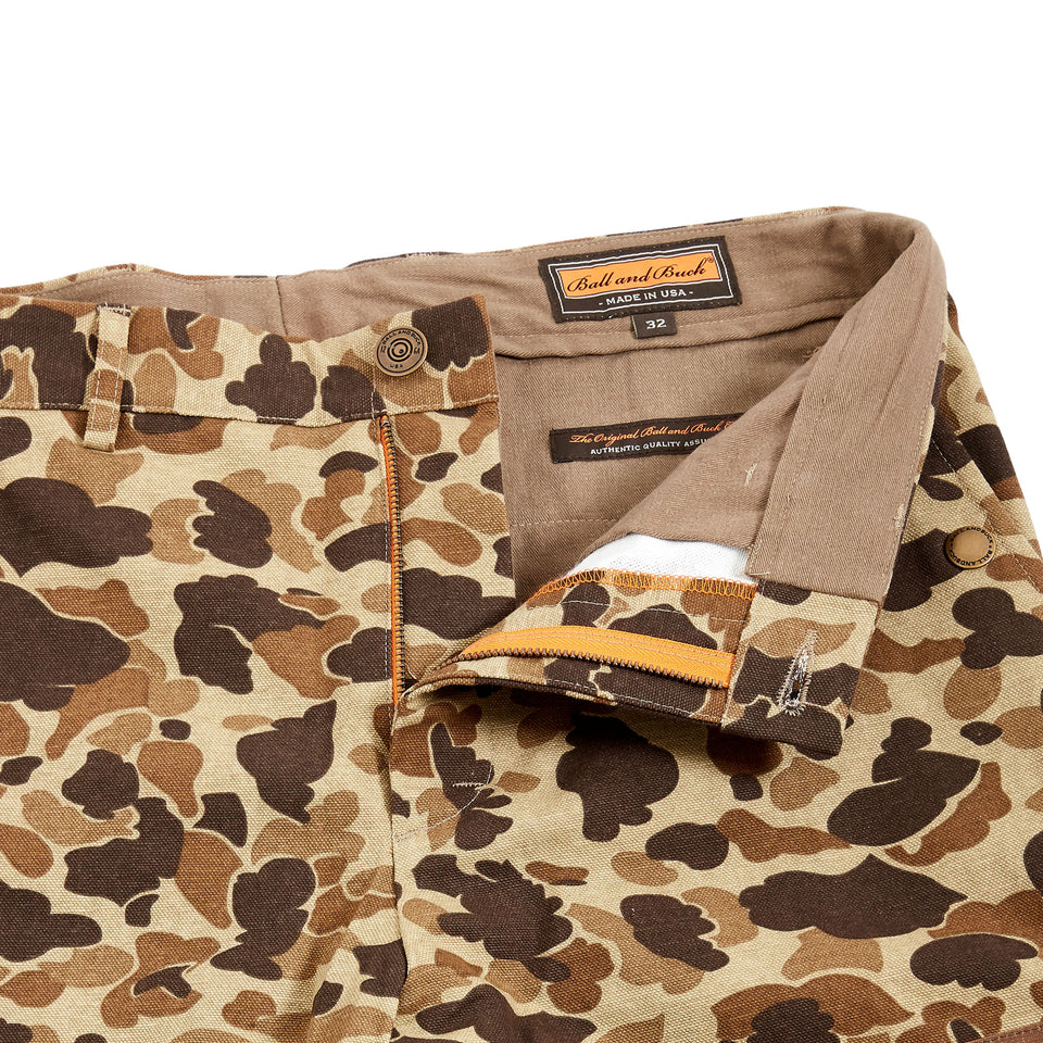 Field Pant FG - Original Camo - Ball and Buck