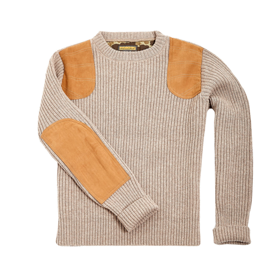 Commando Sweater - Wheat