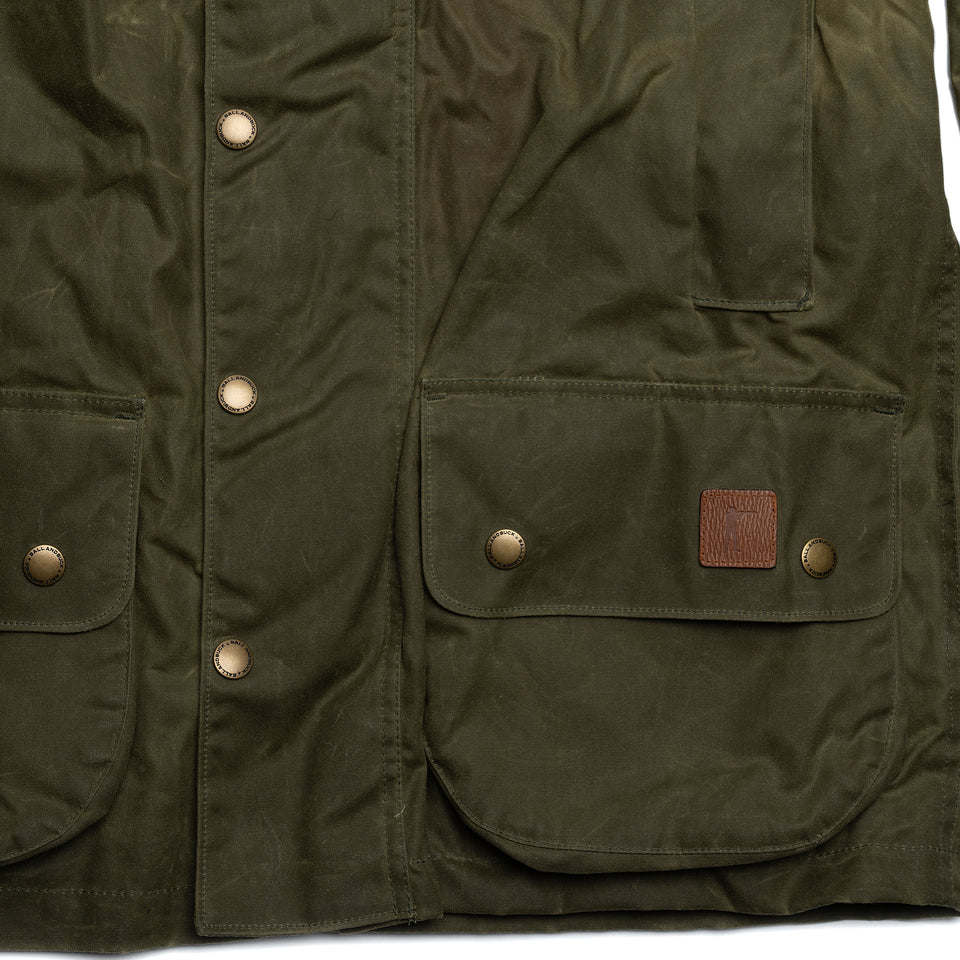 Upland Jacket 2.0 - Olive - Ball and Buck