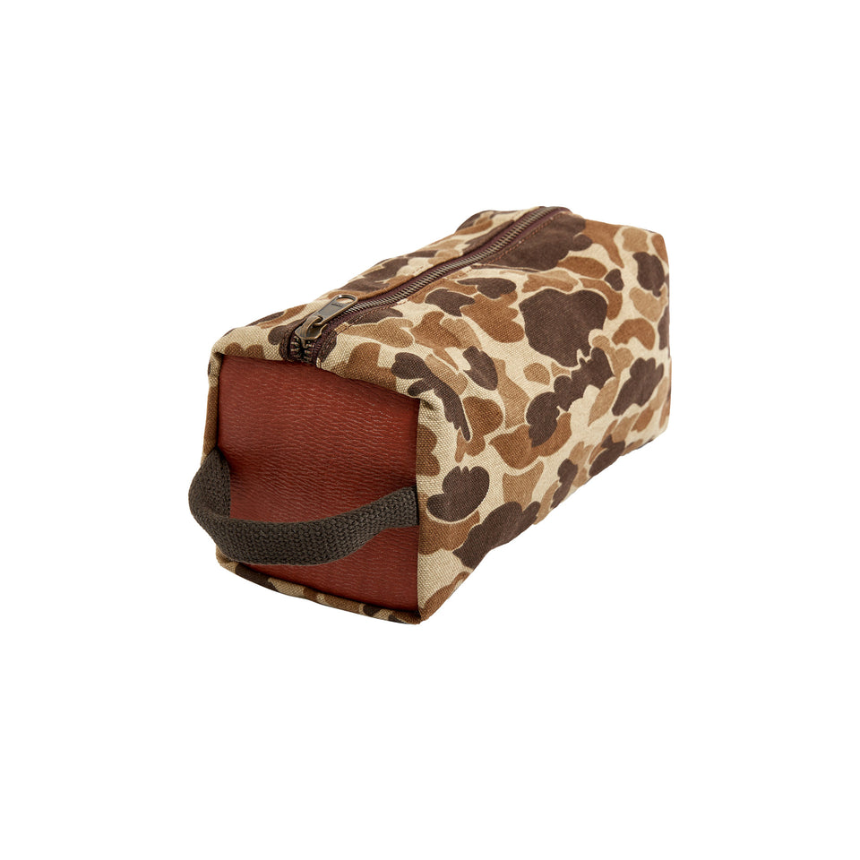 Dopp Kit - Original Camo - Ball and Buck