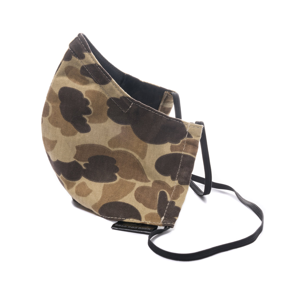 Original Camo Face Mask V2 - Ball and Buck