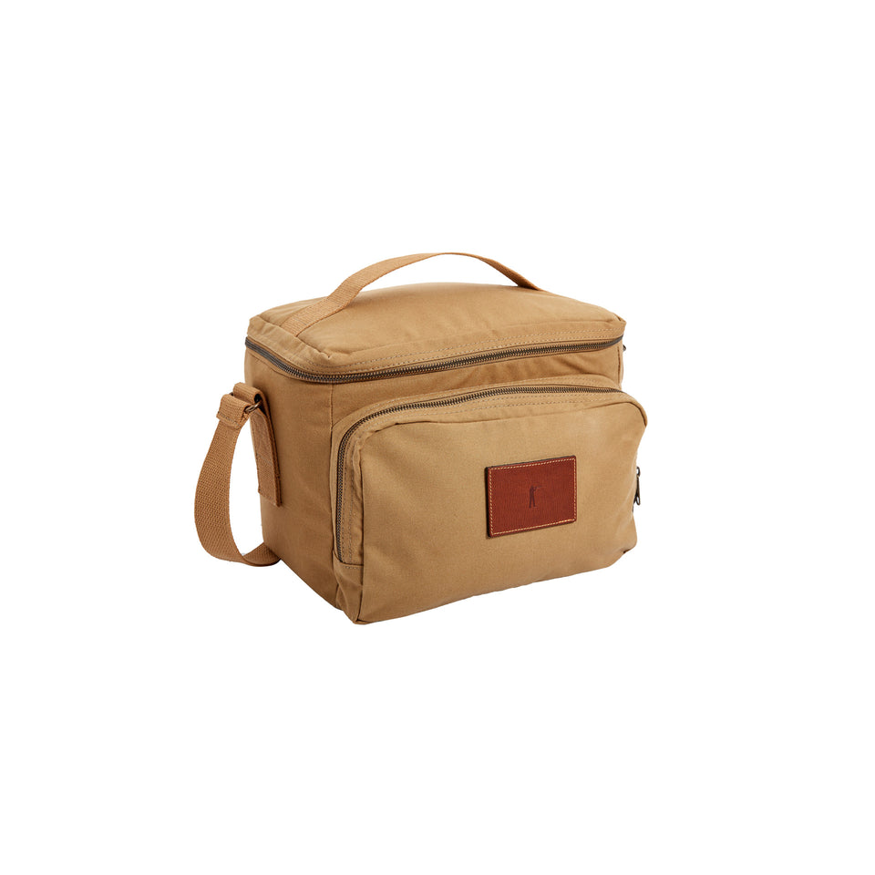Field Cooler, Signature Canvas - Ball and Buck