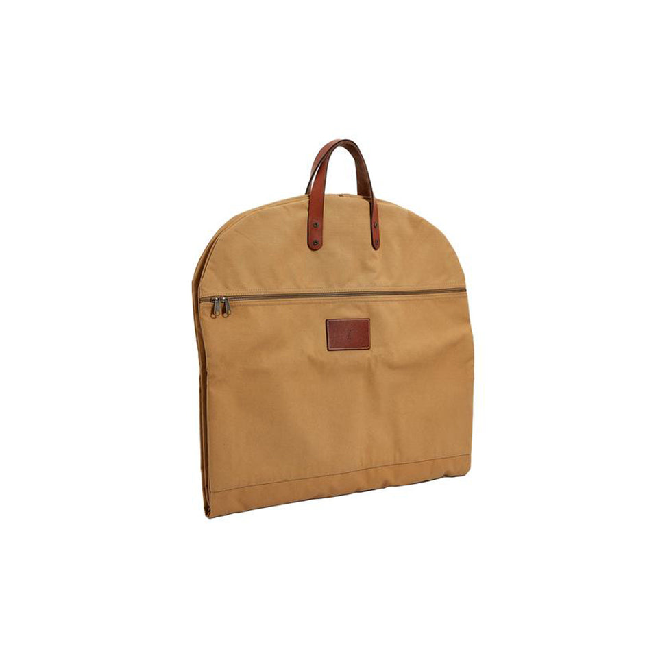 Garment Bag - Signature Canvas - Ball and Buck