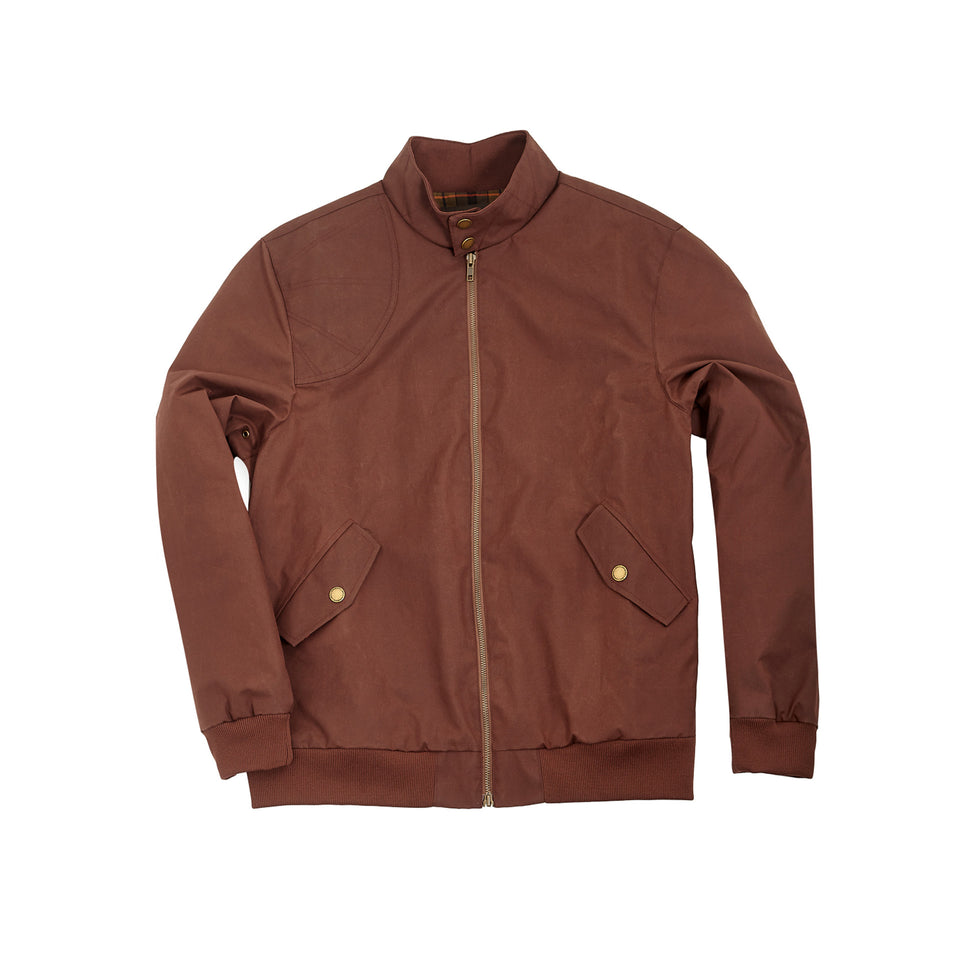 Harrington Jacket 2.0 - Canyon