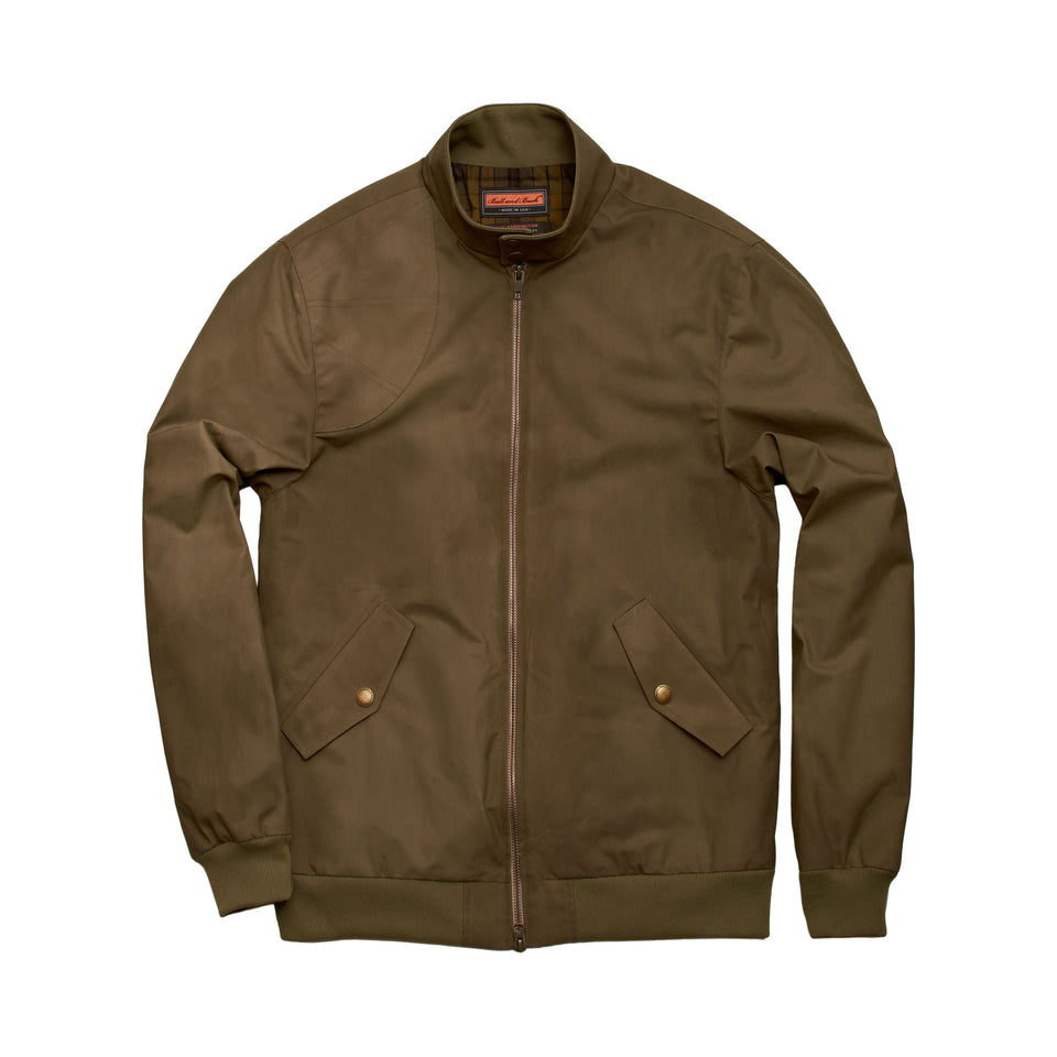 Harrington Jacket - Khaki